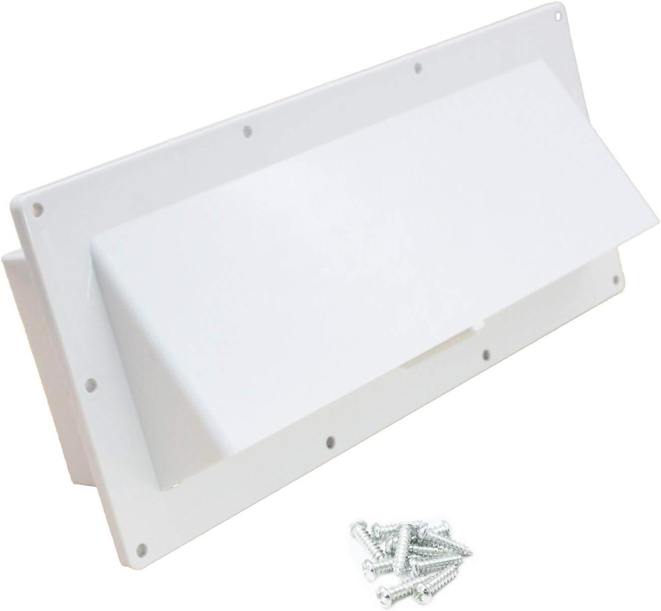 X-Haibei RV Stove Bathroom Range Hood Vent White Cover Exhaust Fees free C Max 78% OFF