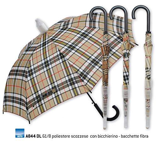 Dames paraplu Scozz.C/fiets