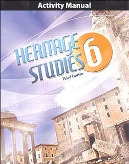 heritage studies 6 activity manual