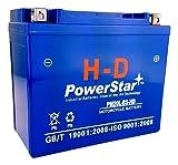 H-D PowerStar FAYTX20L BATTERY FOR HARLEY-DAVIDSON 65989-97C - 3 YEAR WARRANTY