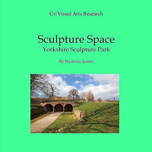Sculpture Space: Yorkshire Sculpture Park audiobook cover art