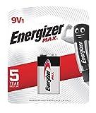 Energizer Alkaline Battery Max 522BP1 '9V'