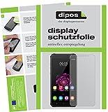 dipos I 2X Schutzfolie matt kompatibel mit Oukitel U20 Plus Folie Bildschirmschutzfolie