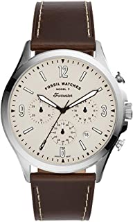 Fossil Forrester Chronograph Leather