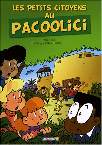 Les petits citoyens au Pacoolici