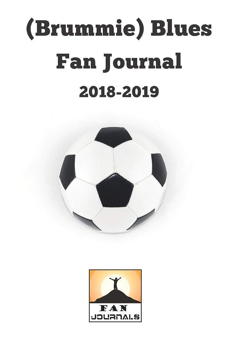 エミュレートする処方するコンテンポラリー(Brummie) Blues Fan Journal 2018-2019