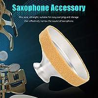 超軽量ポータブルサックスサウンドミュート、頑丈なサックスサイレンサー、サックス愛好家のためのアルミニウム合金(Midrange)
