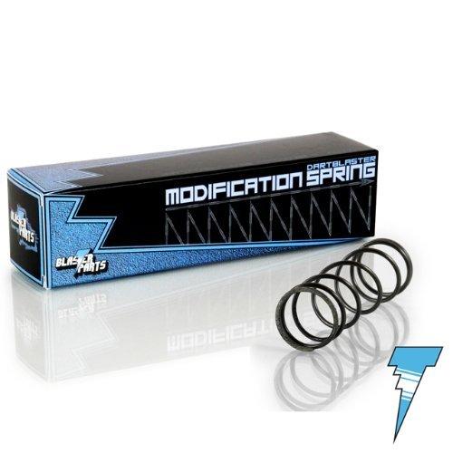 Blasterparts - Tuning-Feder passend für NERF N-Strike Elite XD Firestrike - Dartblaster Modding für Mehr Reichweite und Schnelle Darts - Blaster-Zubehör