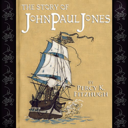 The Story of John Paul Jones audiobook cover art