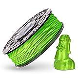 XYZ Printing RFPLCXEU0AD Bobina de Filamento de PLA de diámetro 1.75 mm, Verde Neón