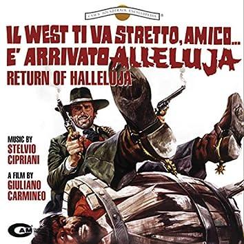 Il west ti va stretto amico... è arrivato Alleluja (Original Motion Picture Soundtrack)
