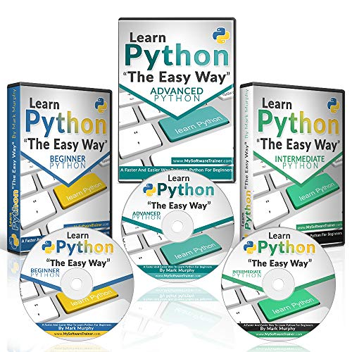 Learn Python Tutorial For Beginners Course. DVD Python Programming For Beginners Training. Learning Python Just Got Easier. Don't Learn Python The Hard Way. Get This Easy Python Crash Course