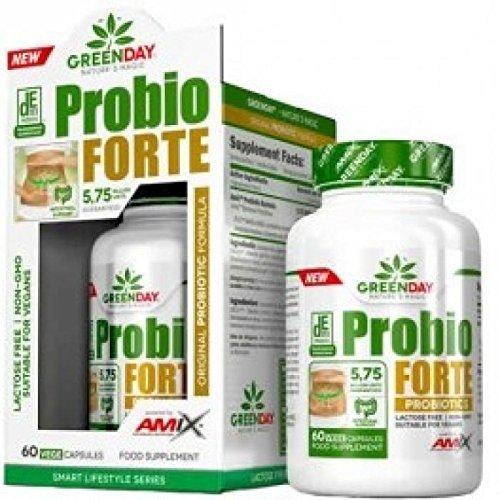 AMIX GreenDay Probio Forte - 60 Cápsulas