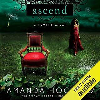 Ascend audiobook cover art