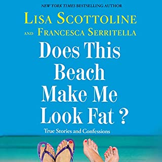 Does This Beach Make Me Look Fat? audiobook cover art