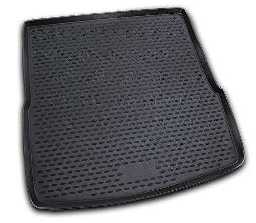 AD Tuning TMP11005 Passform Kofferraumwanne, Anti-Rutsch Oberfläche, schwarz
