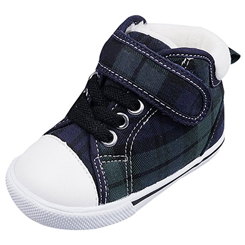 KINDOYO Bebé Zapatos Primeros Pasos Infantil del bebé del niño de la...