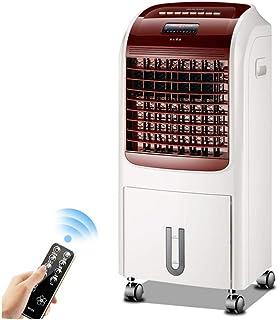 XIAOYAN Calefactor de Aire Acondicionado 2 en 1 Funcionamiento de Control Remoto de 6 m Temporizador de 12 Horas - para Oficina doméstica