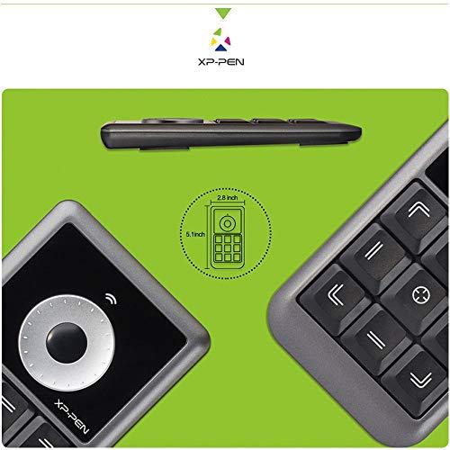 XP-Penキーボードカスタマイズ液タブ用ワイヤレスホイール便利なホットキー左手デバイスAC19ShortcutRemote