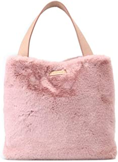 Luxury Fashion | Orciani Womens B02031ECOFURPINK Pink Tote | Fall Winter 18