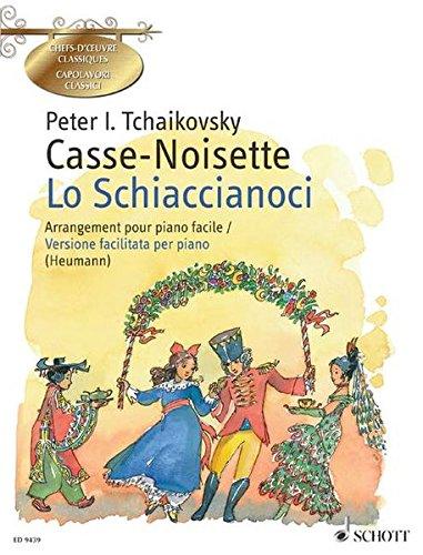 Casse-Noisette /Lo Schiaccianoci (Nussknacker Suite), Op 71, für Klavier