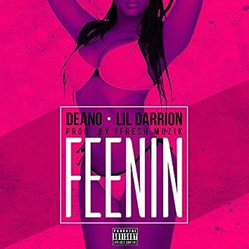 Feenin' (feat. Lil Darrion)