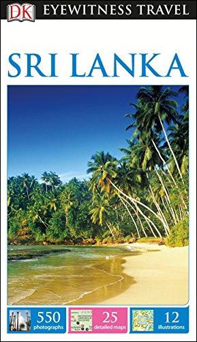DK Eyewitness Travel Guide Sri Lanka [Lingua Inglese]