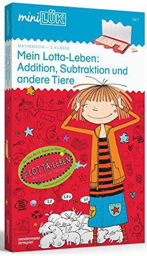 Georg Westermann Verlag miniLÃœK-Set. Mein Lotta Leben: Addition, Subtraktion und andere Tiere