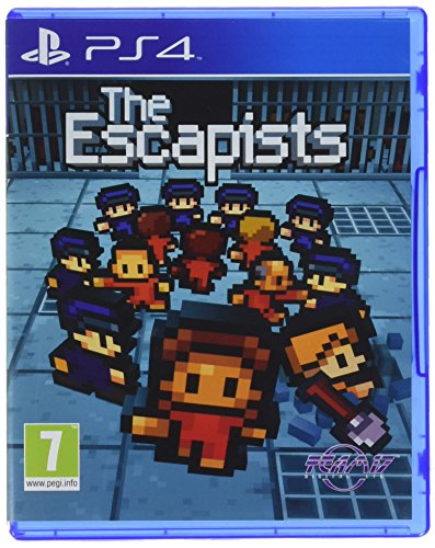 The Escapists (PS4) - [Edizione: Regno Unito]