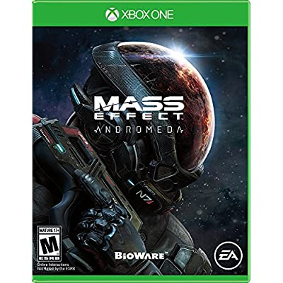 mass effect andromeda xbox one, End of 'Related searches' list