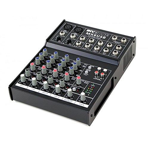 INVOTONE MX6USB Mixer