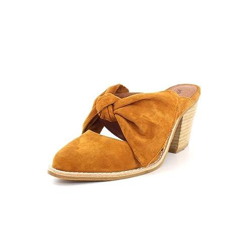2f1b1a43d91 Jeffrey Campbell Women s Cyrus Block Heel Mules