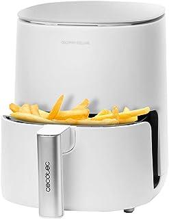 Cecotec Freidora dietética Cecofry Deluxe Rapid Sun. Capacidad 2,5 litros, Cestillo y Rejilla Aptos para lavavajillas, Pot...