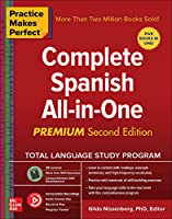 Complete Spanish All-in-one (Practice Makes Perfect)