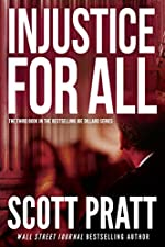 Injustice For All: A Suspense Thriller (Joe Dillard Series Book 3)