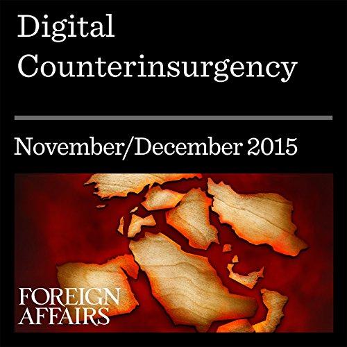 Digital Counterinsurgency audiobook cover art