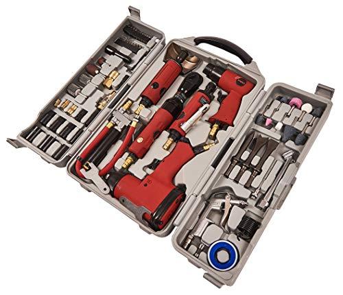 AmTech Druckluftwerkzeuge 77 Teile - 2