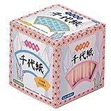 Origamipapier 20-1279 Senbazuru 'Asa no ha', 7cm 1005 Blatt