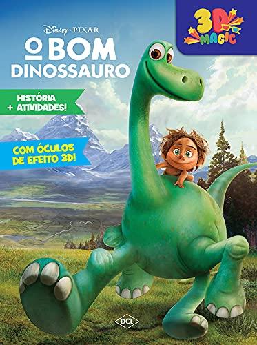 Disney - 3d Magic - O Bom Dinossauro