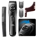 Barttrimmer Herren OriHea Verstellbarer Bartschneider mit Bartformungs - und...