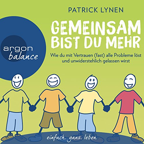 Gemeinsam bist du mehr audiobook cover art