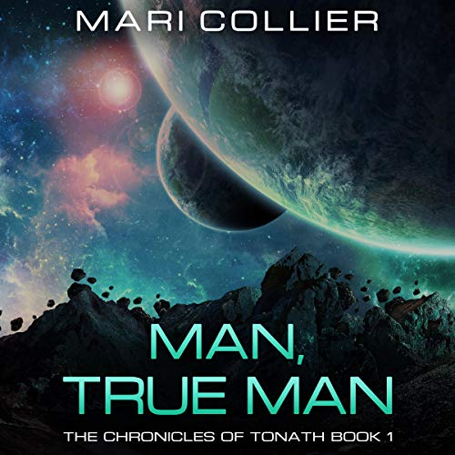 Man, True Man  By  cover art