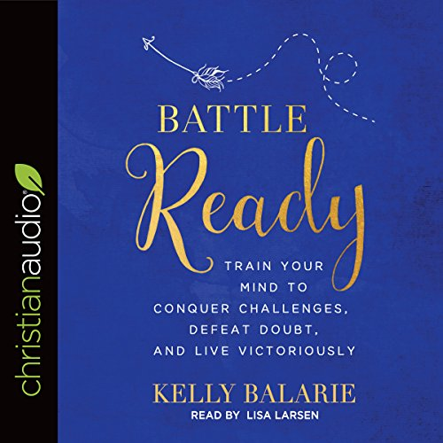 Couverture de Battle Ready