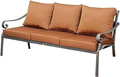Awe Inspiring Amazon Com Picket House Furnishings Twine Sofa With Pillows Cjindustries Chair Design For Home Cjindustriesco