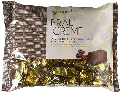 Vergani Praline di Cioccolato Pralicreme Coffe Cream - 1 kg
