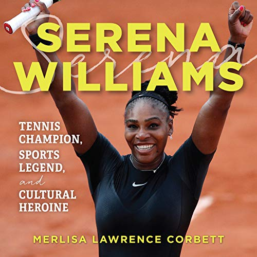 Serena Williams cover art