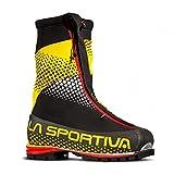La Sportiva G2 SM, Botas Slouch para Hombre, Black Yellow, 47.5 EU