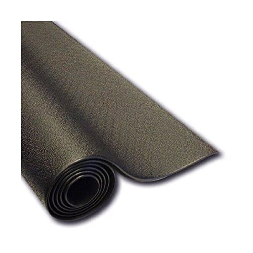 BBQ Gas Grill RUBBER Mat Pad Floor Protective Rug Outdoor 4' X 8' X 1/8'