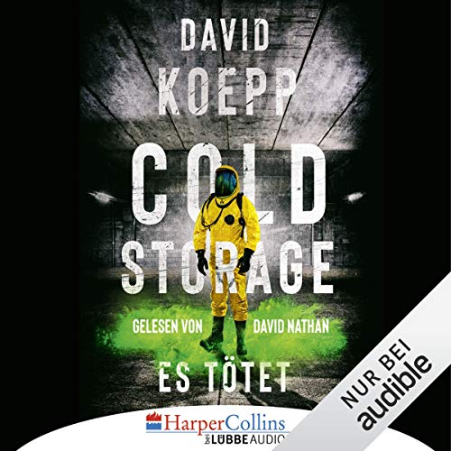 Cold Storage - Es tötet Titelbild