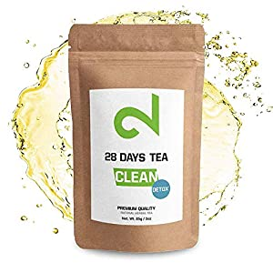 Detox products DUAL 28 Days Detox Tea for Weight Loss | Detox Tea | Diet & Fat Loss Tea | Cleanse